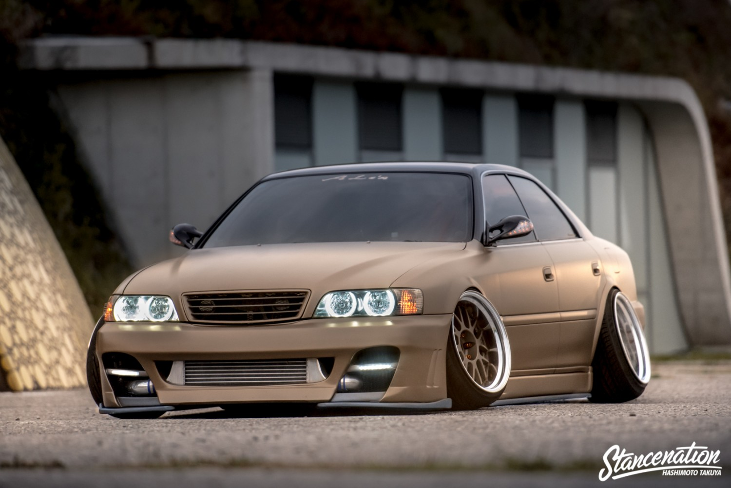 Who Owns Volvo >> A Street Car Named Desire // Ryo's Toyota Chaser ...