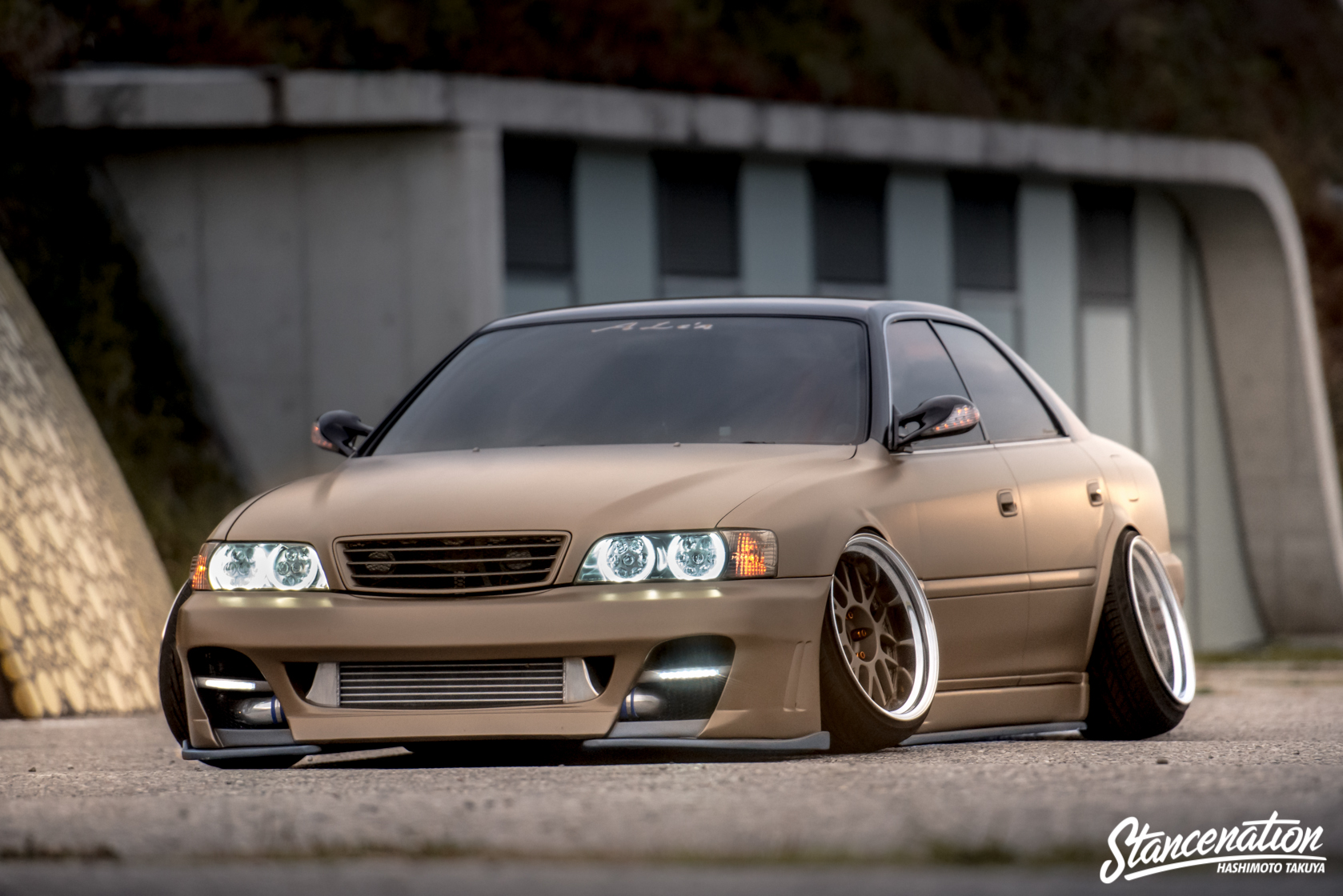 A Street Car Named Desire // Ryo's Toyota Chaser ...