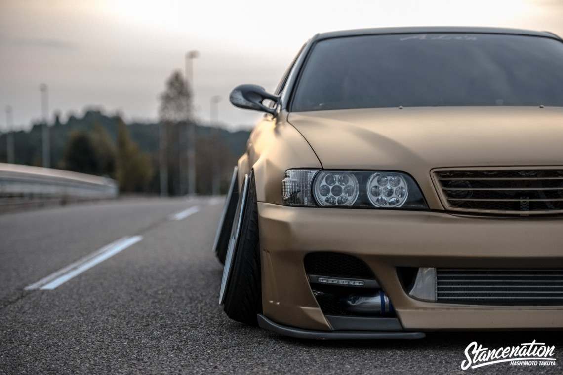 Toyota Chaser Stance-21
