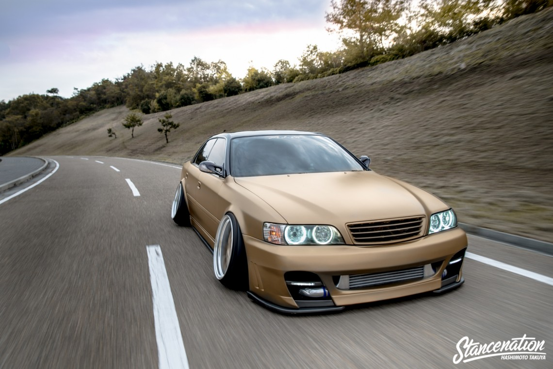 Toyota Chaser Stance-3