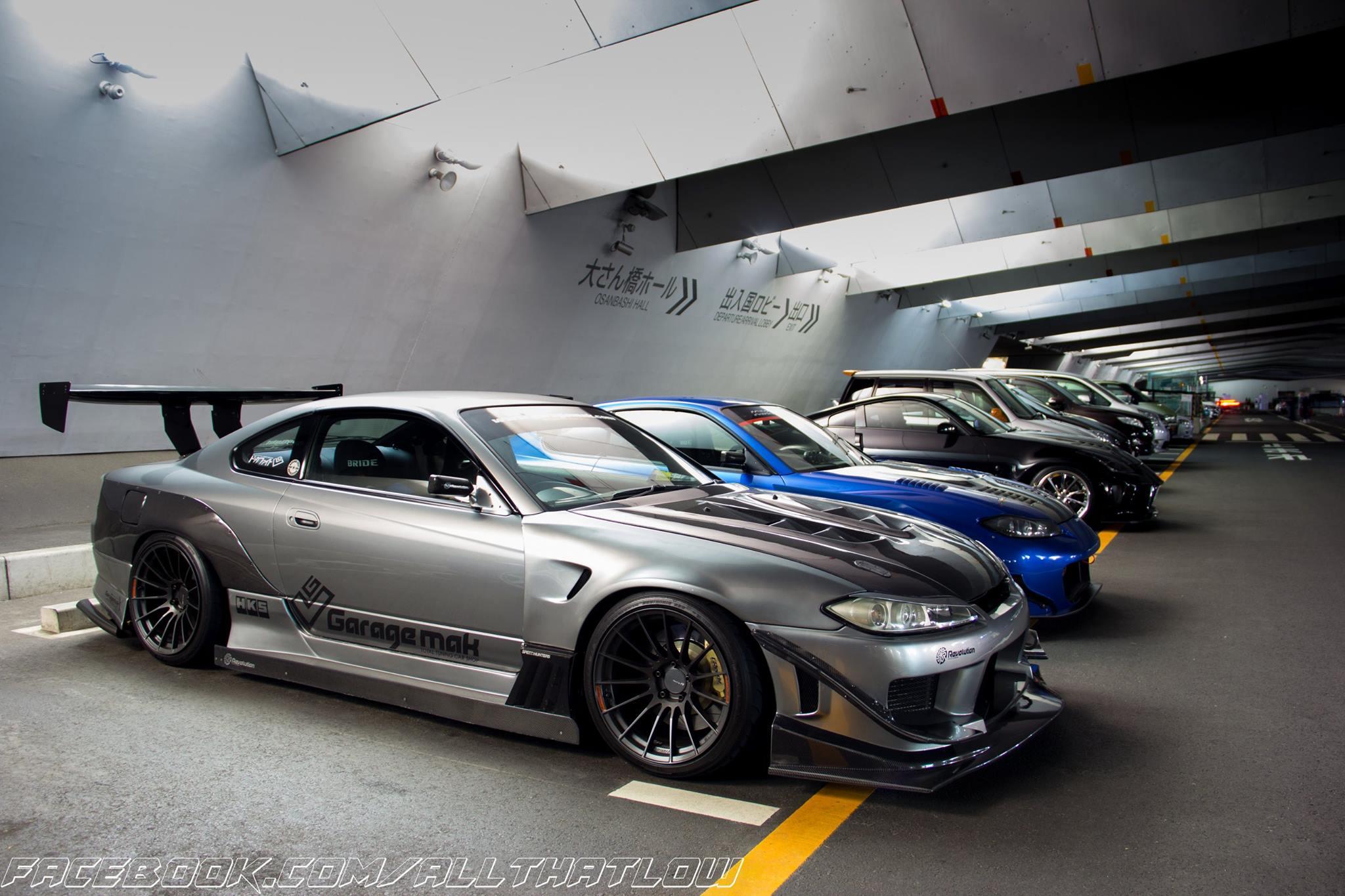 Toyota Las Vegas >> Garage Mak Nissan S15. | StanceNation™ // Form > Function
