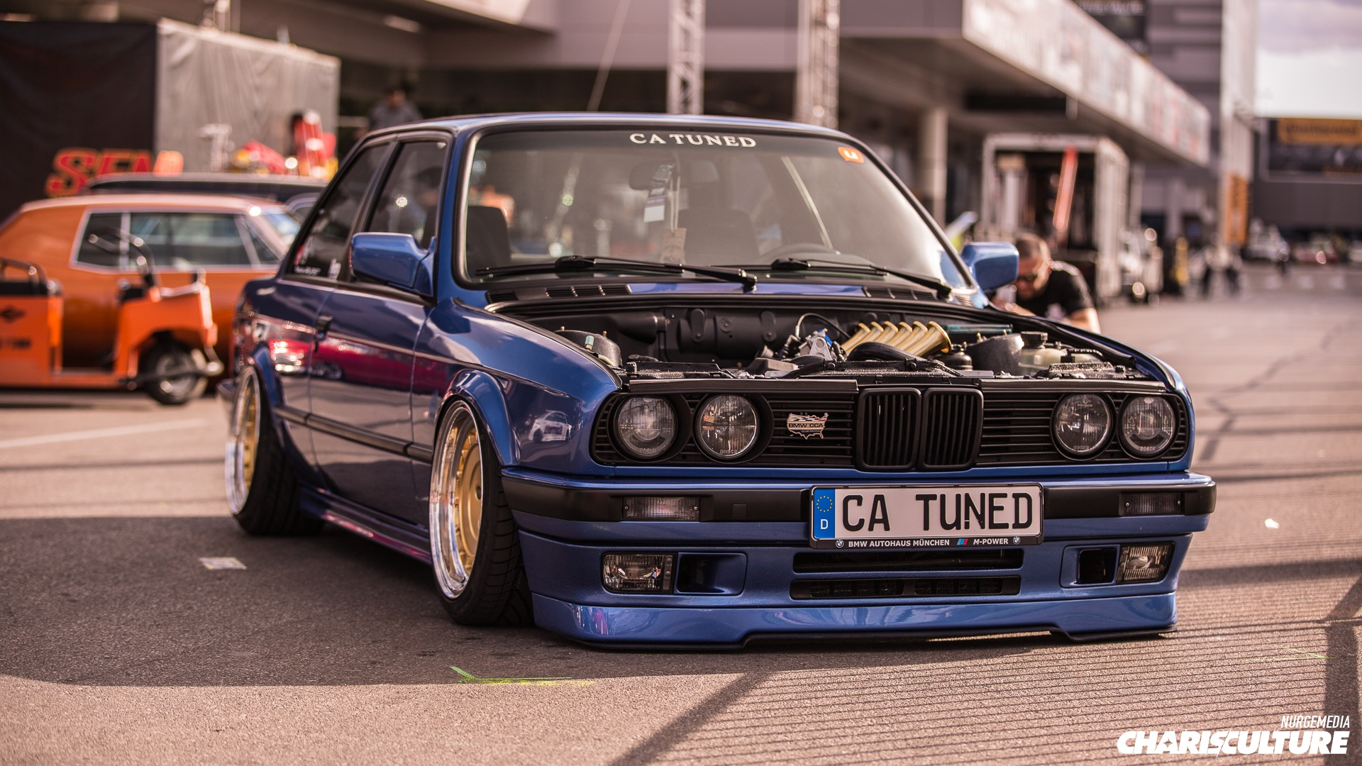 CA Tuned BMW E30. | StanceNation™ // Form > Function