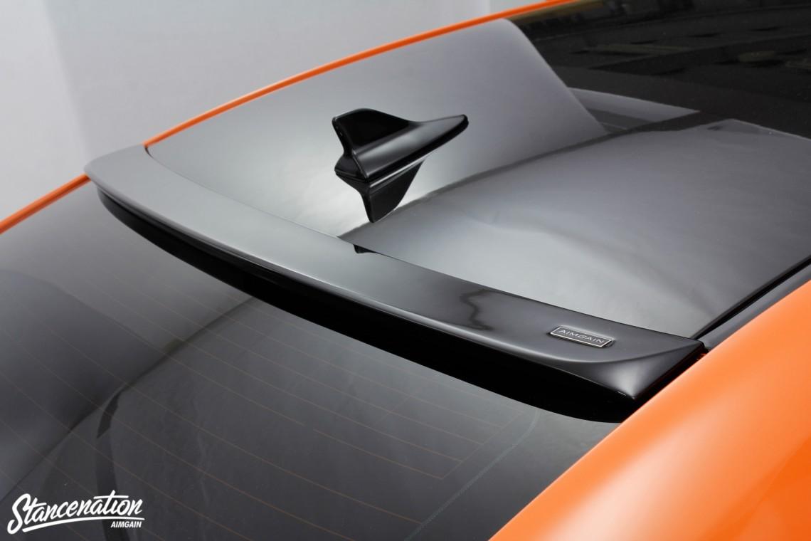 Aimgain Widebody Lexus ISF-23