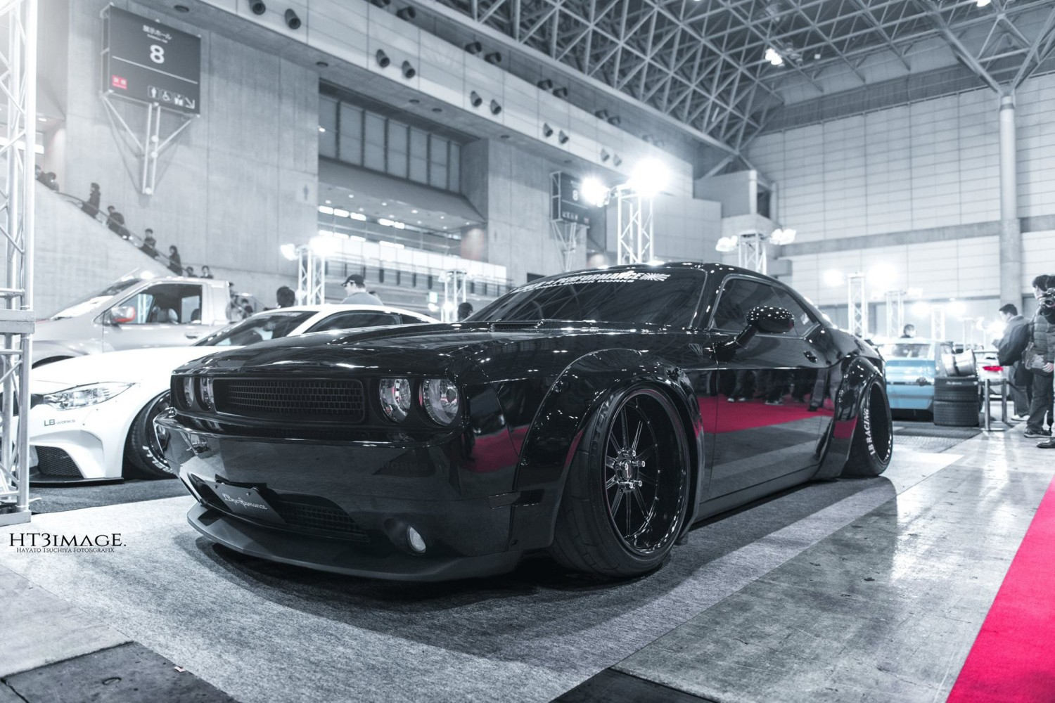 lb performance x dodge challenger stancenation form function. Black Bedroom Furniture Sets. Home Design Ideas