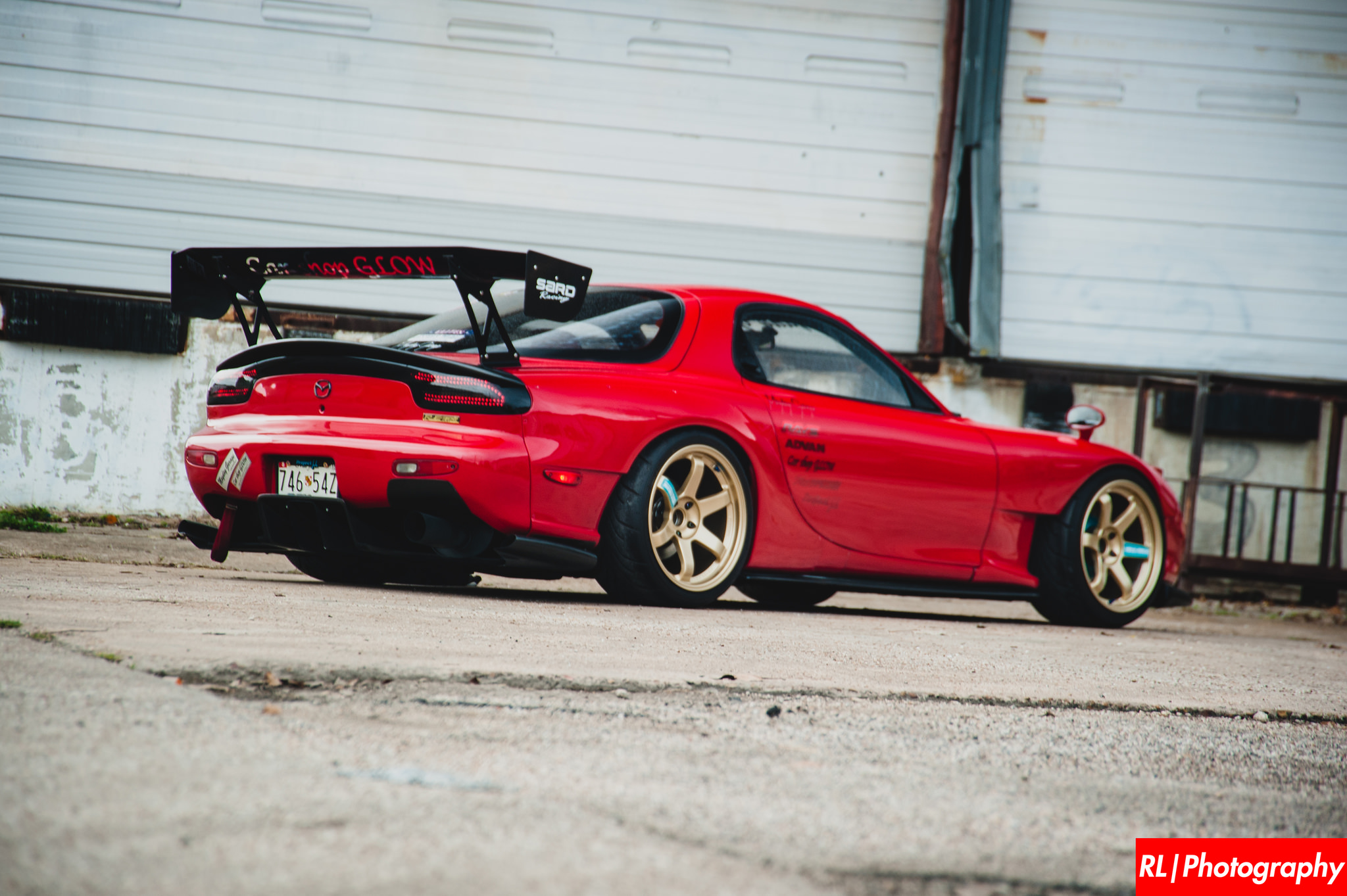 mayday garage mazda rx7 stancenation form function