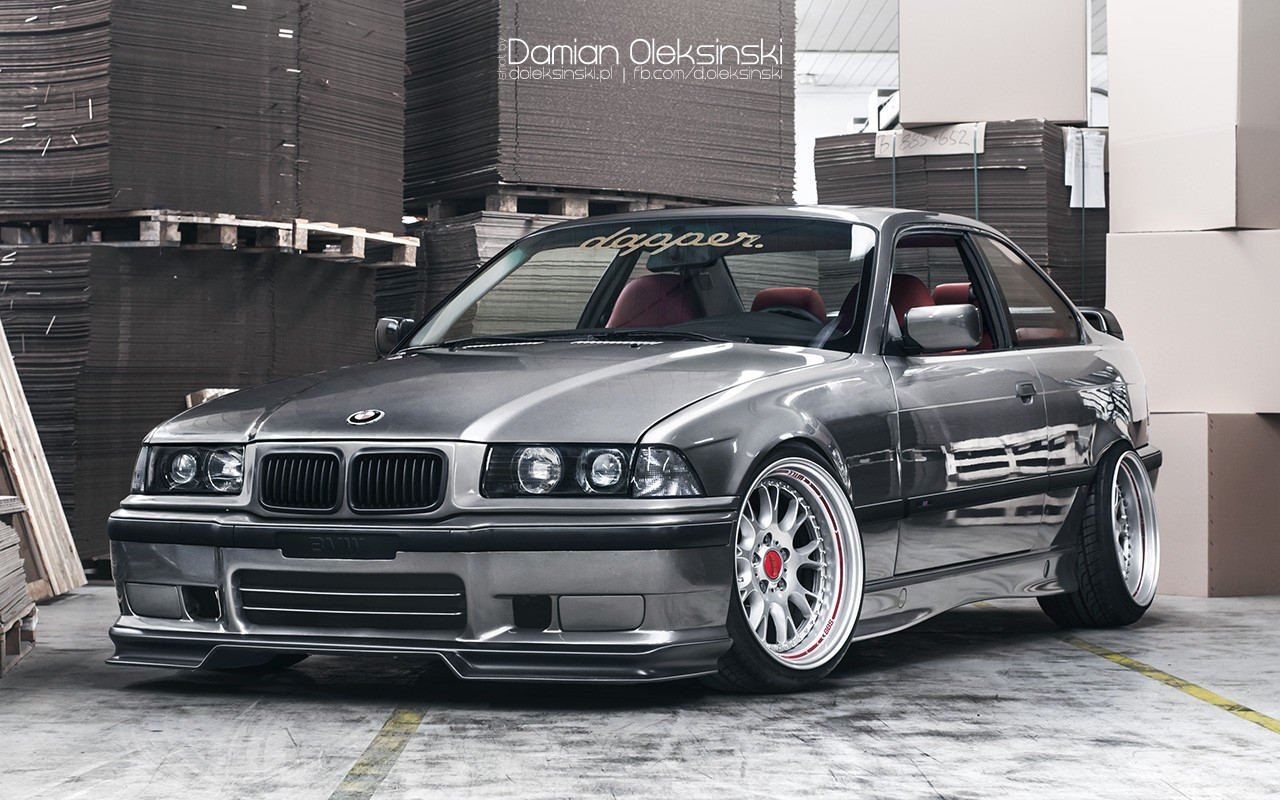 Extremely Clean BMW E36. | StanceNation™ // Form > Function
