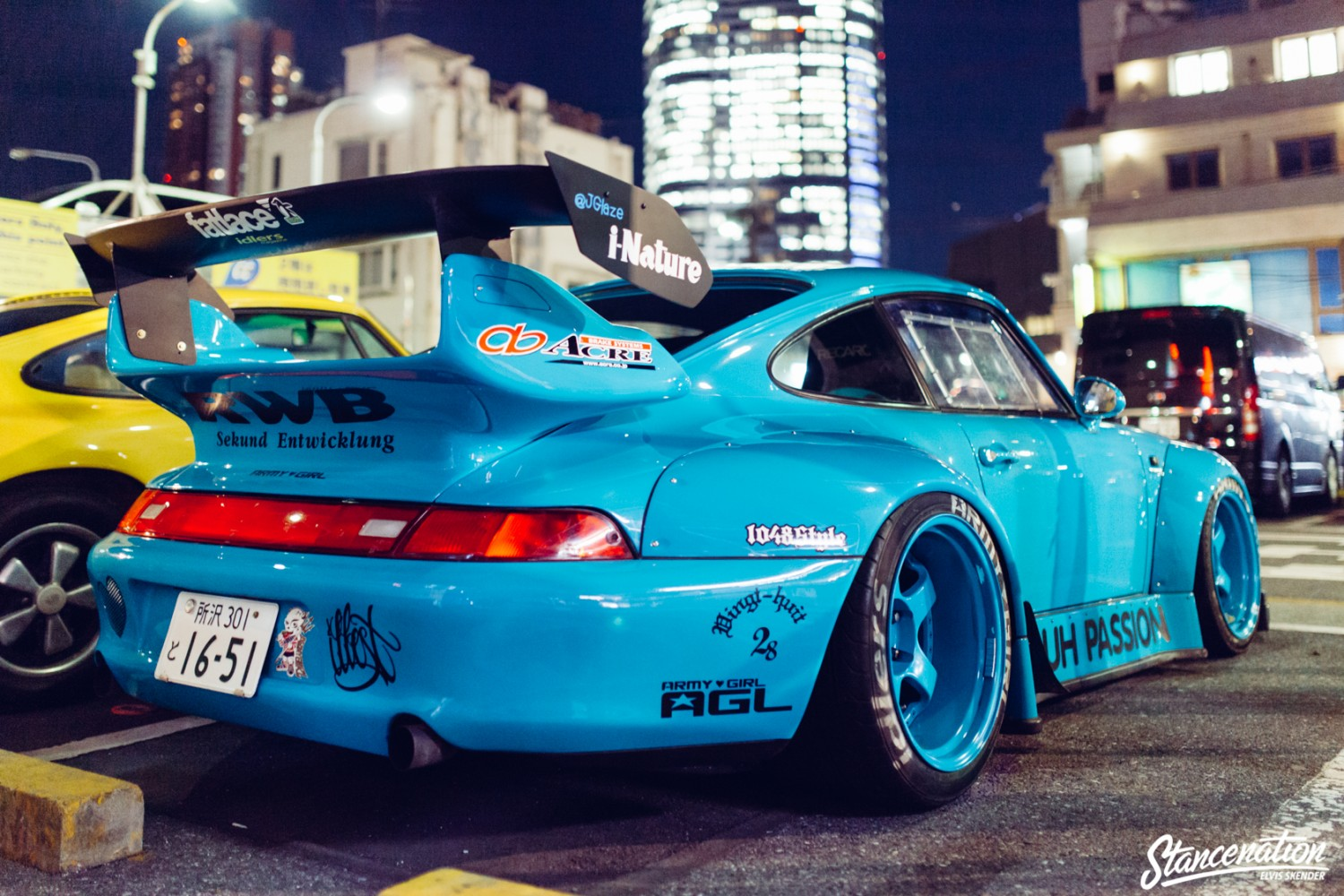 Gravity Auto Atlanta >> RWB Porsche Meet at Roppongi, Japan. | StanceNation™ // Form > Function - Part 2