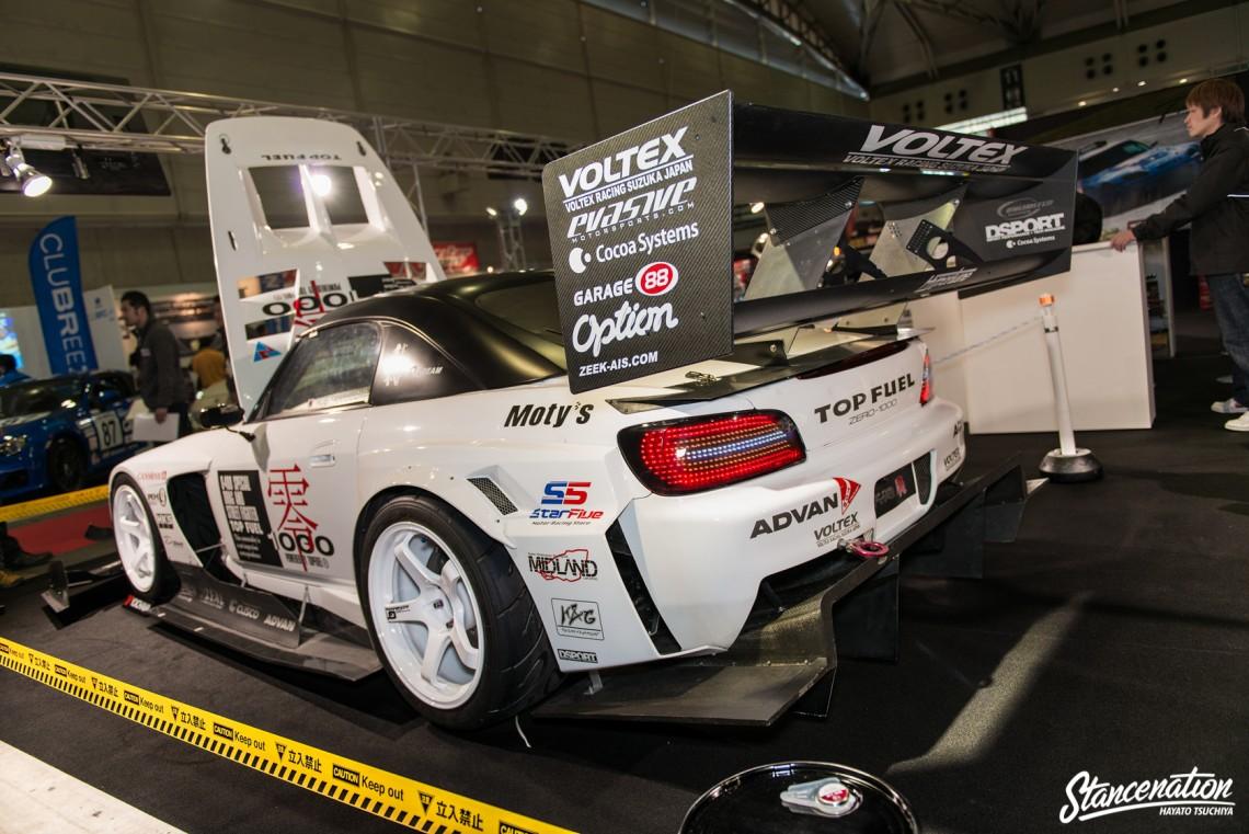Tokyo Auto Salon 2015-2