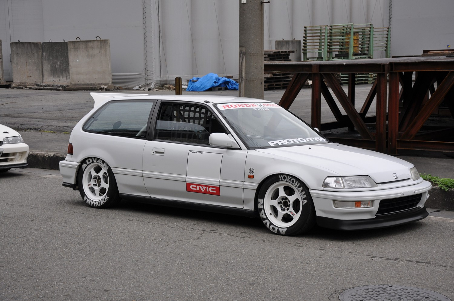 Civic Hatch Stancenation Form Gt Function
