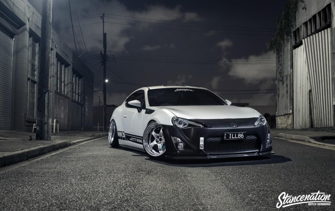 Clean Toyota 86 Australia-11