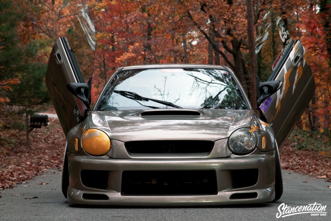 Widebody Subaru STI-10