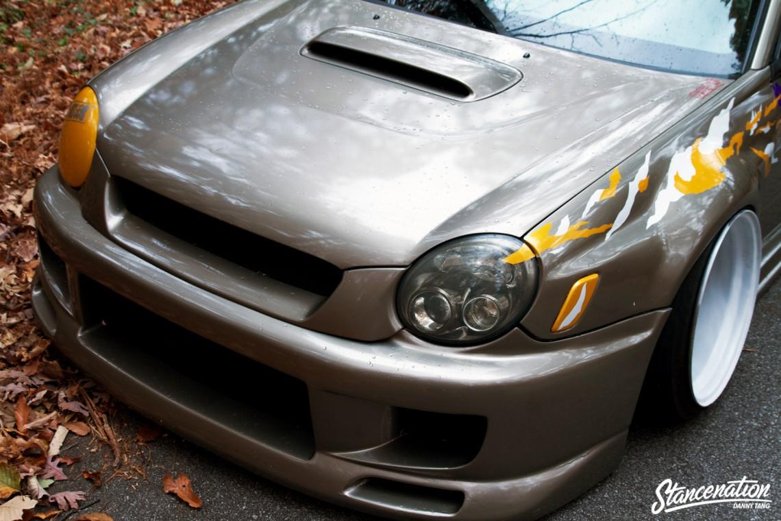 Widebody Subaru STI-6