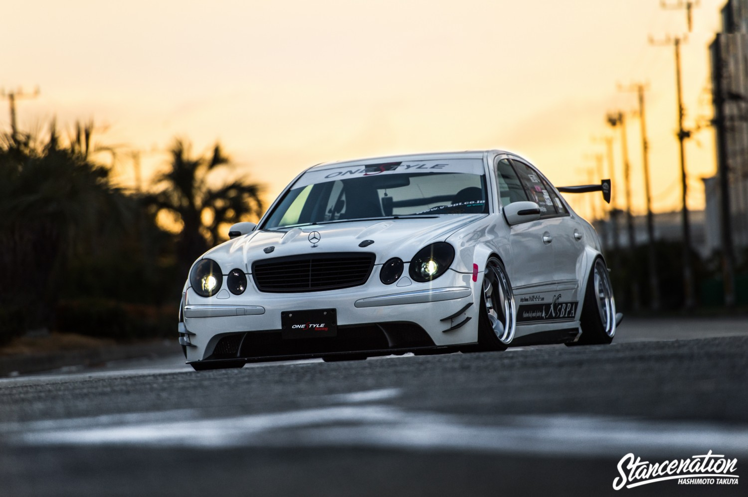 S Class Coupe >> Style is Everything // Toshiki Omura's W211 Mercedes Benz | StanceNation™ // Form > Function