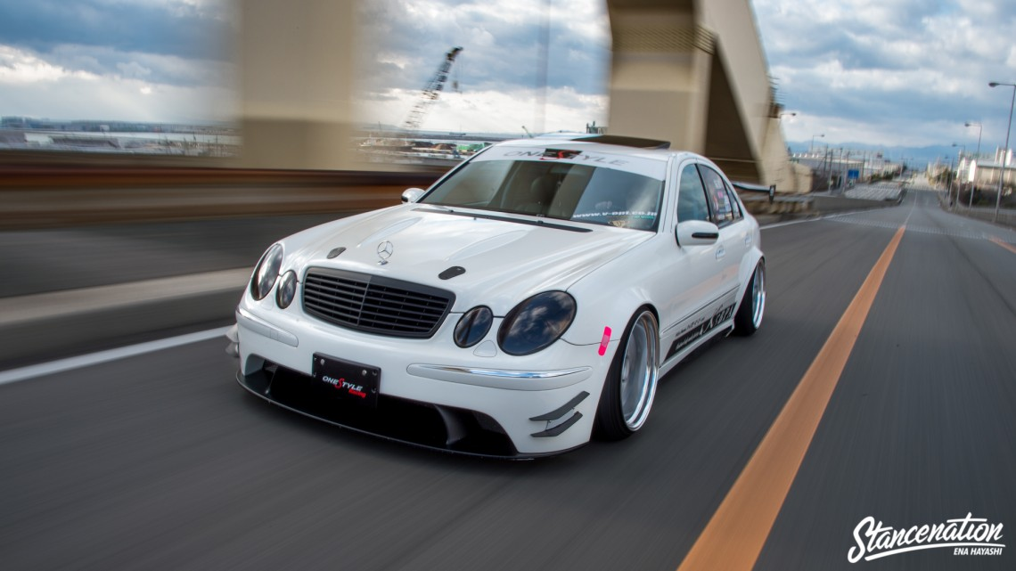 Mean Mercedes Benz E Class-13