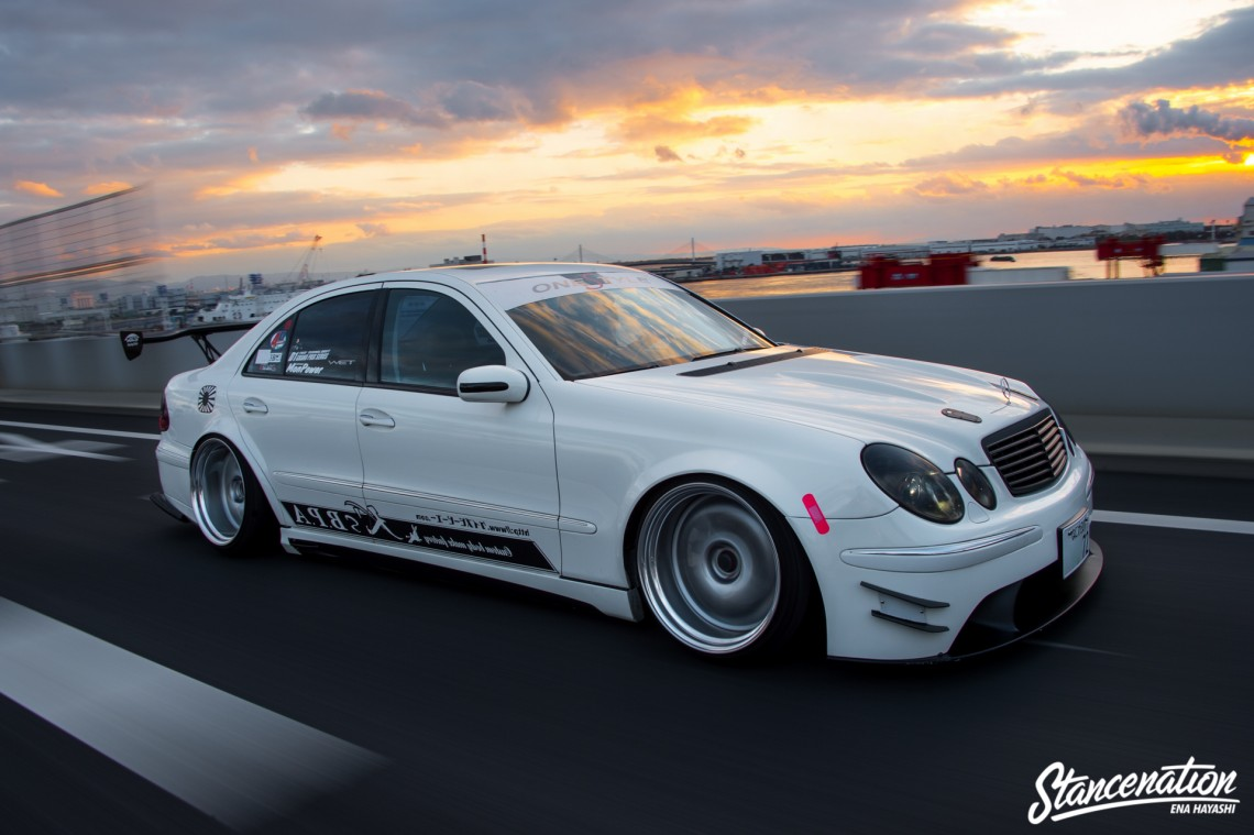 Mean Mercedes Benz E Class-17