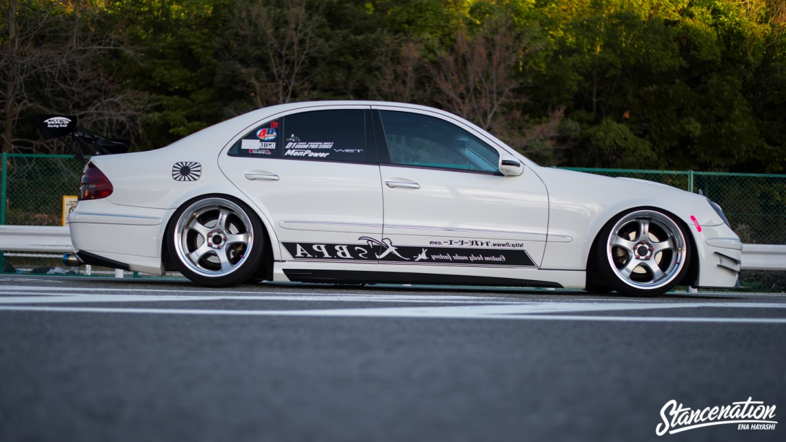 Mean Mercedes Benz E Class-3
