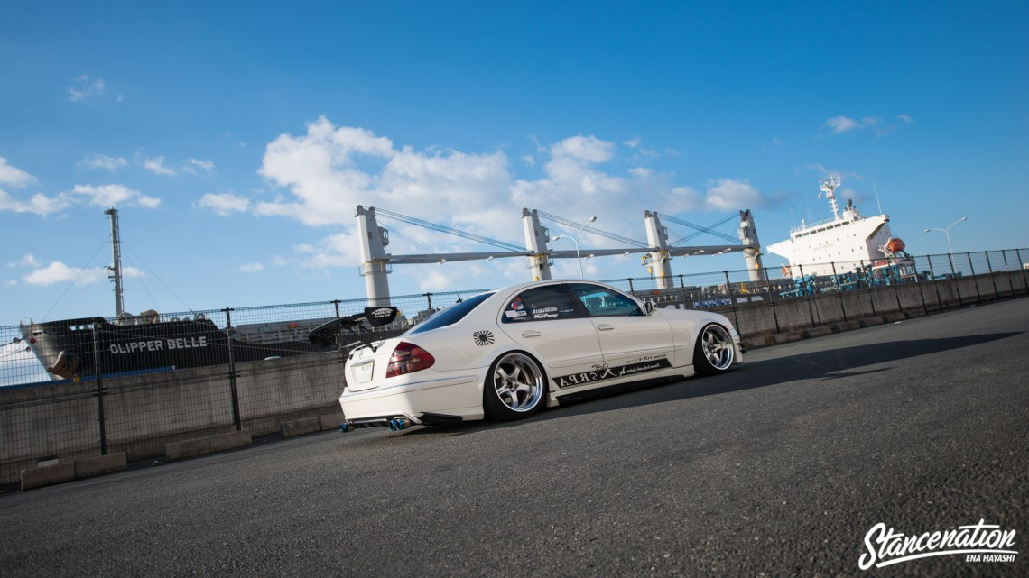 Mean Mercedes Benz E Class-4
