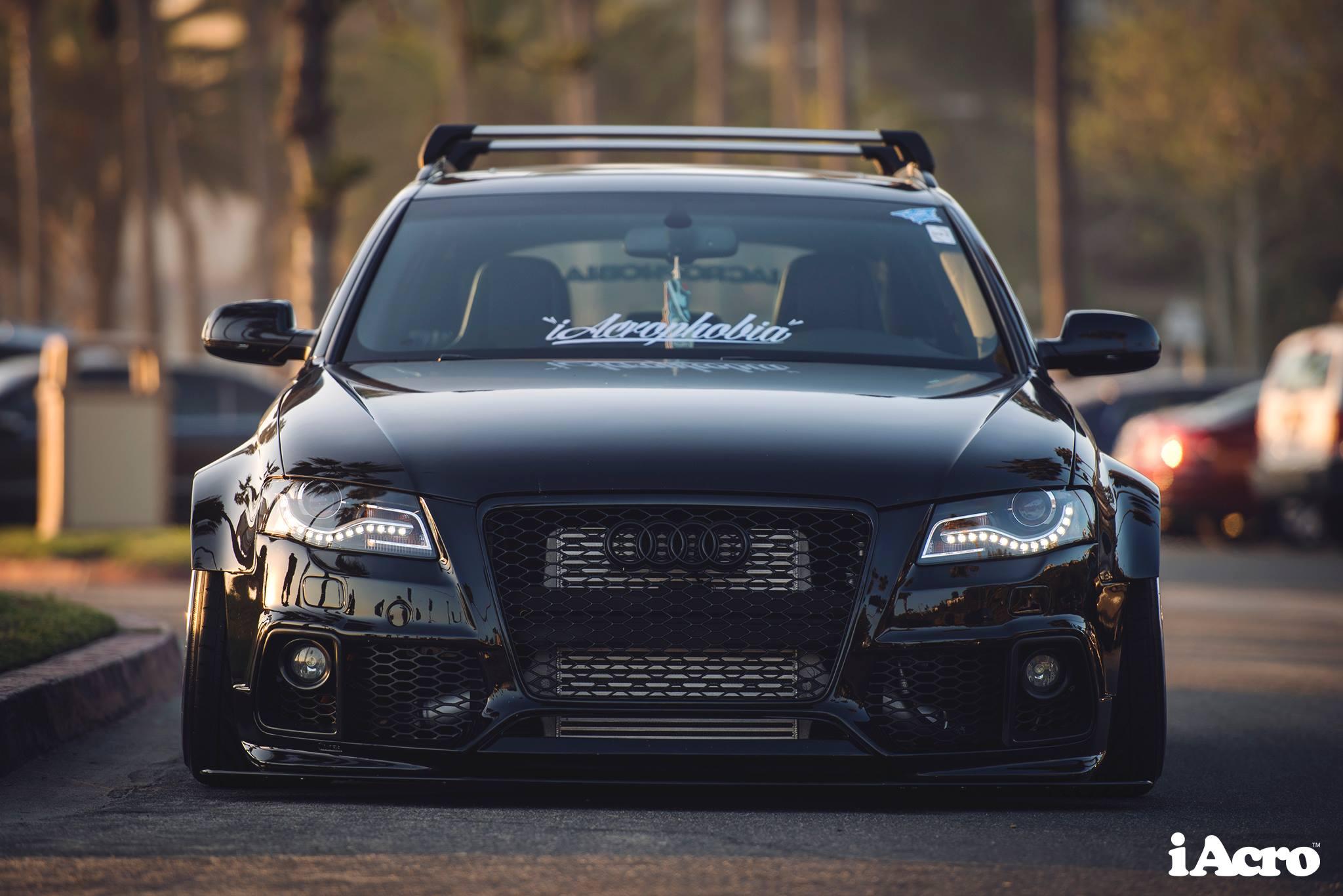#RilberertyWalk Widebody Audi A4 | StanceNation™ // Form > Function