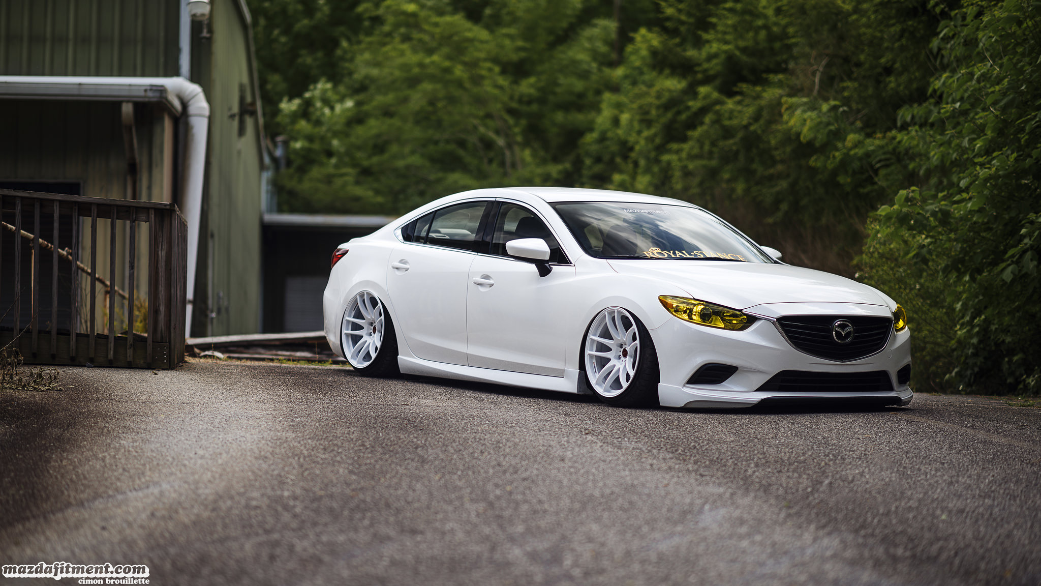 That One Mazda 6 Stancenation Form Gt Function