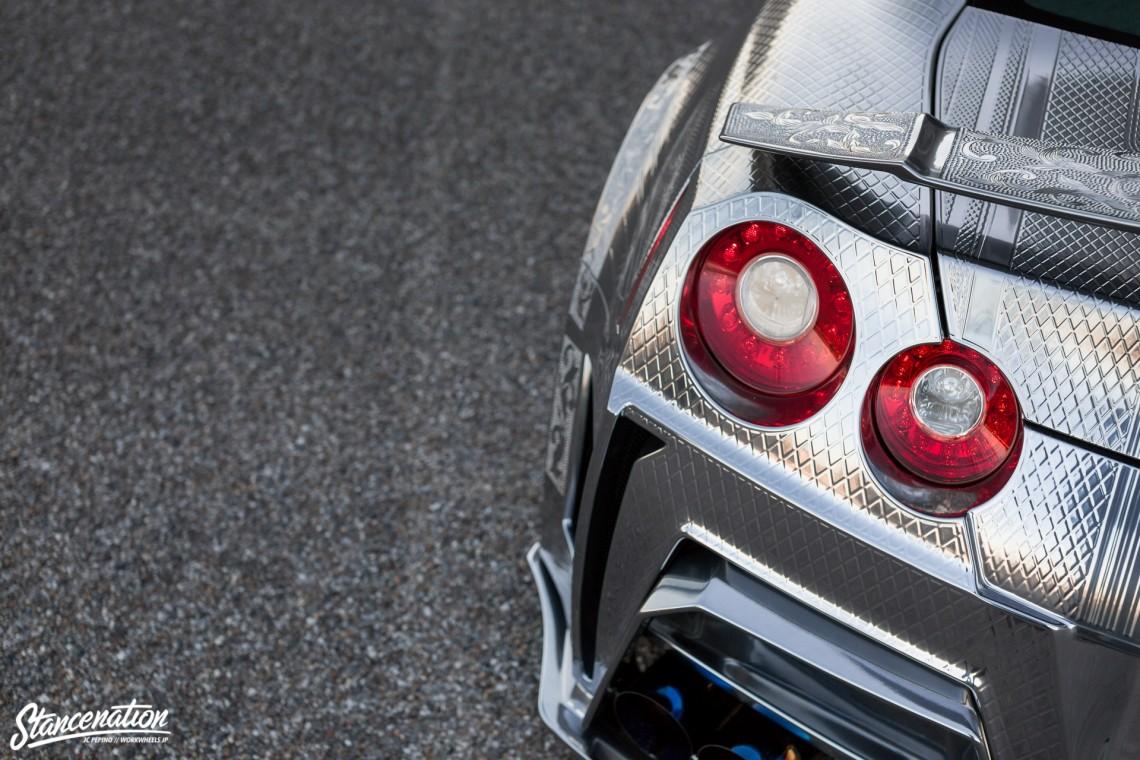 KUHL RACING NISSAN GTR-57