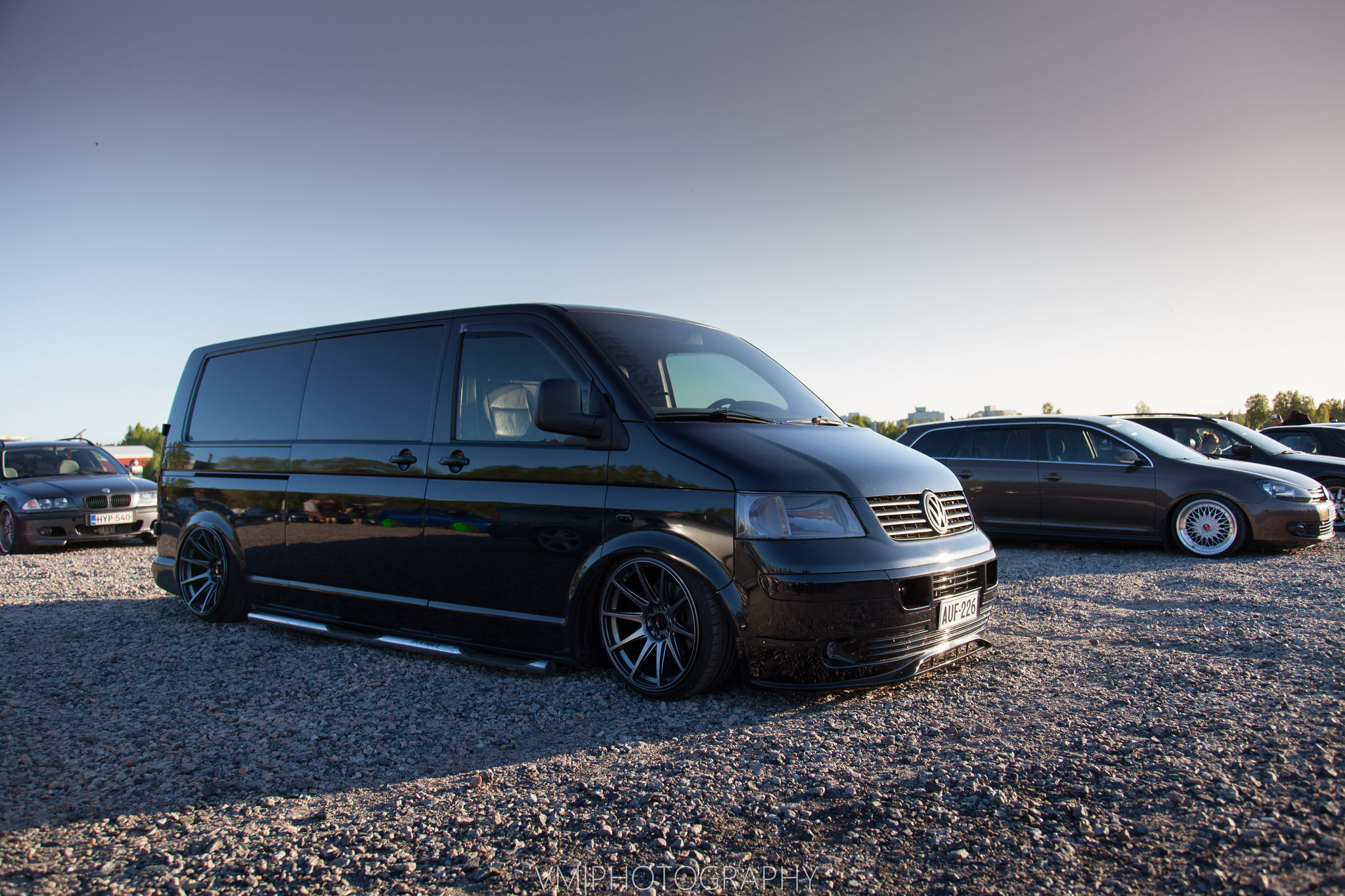 Crazy slammed van! | StanceNation™ // Form > Function
