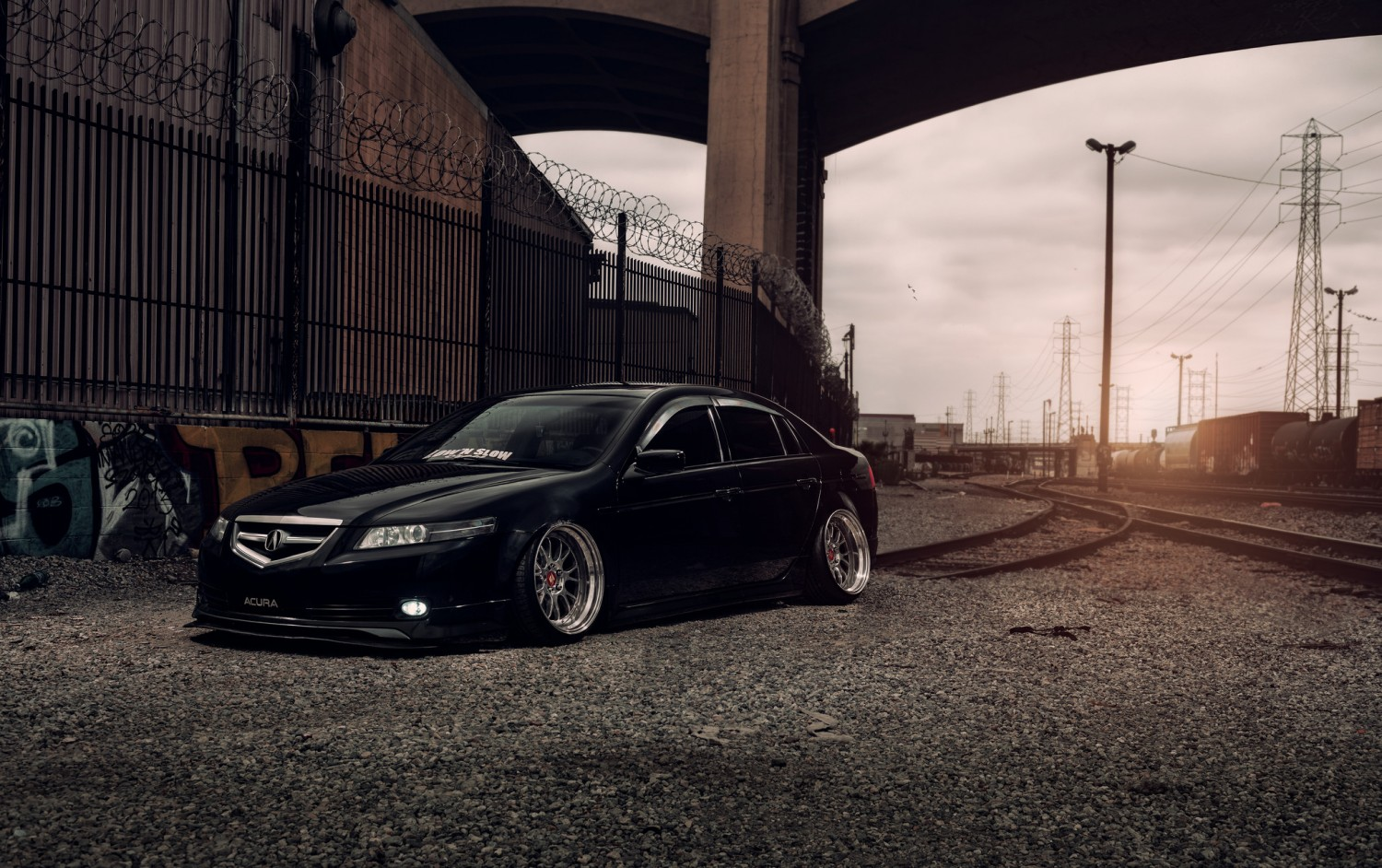 Flawless Acura TL.   StanceNation™ // Form > Function