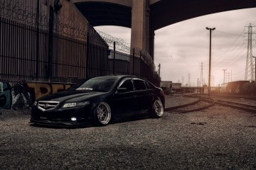 Acura Tl Stancenation Form Function