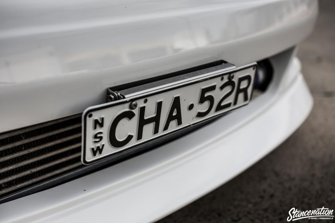 StanceNation CR2P Work Wheels Toyota JZX100-7