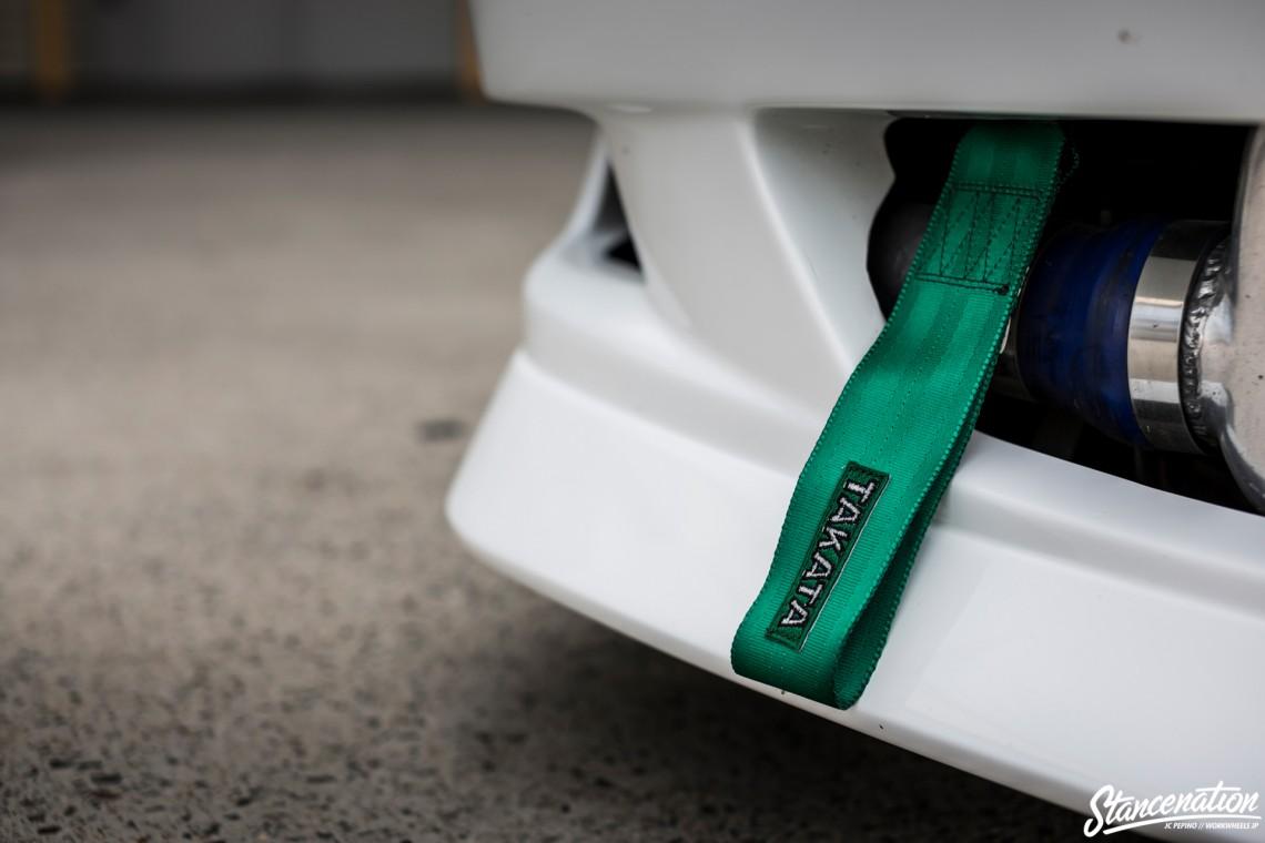 StanceNation CR2P Work Wheels Toyota JZX100-8