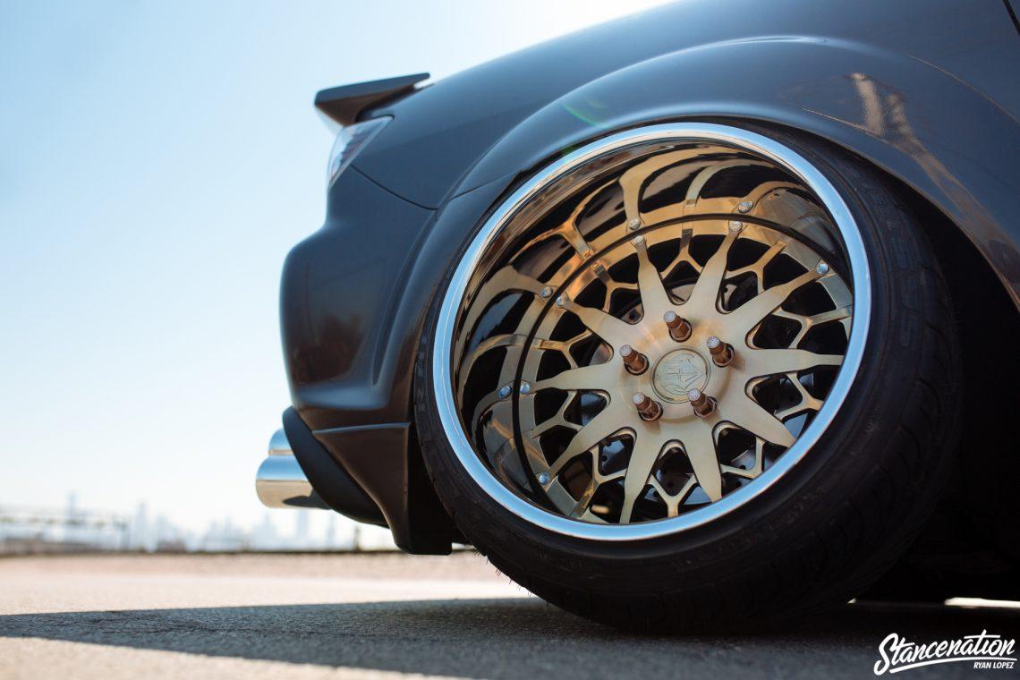 Stanced Mazda RX8-7
