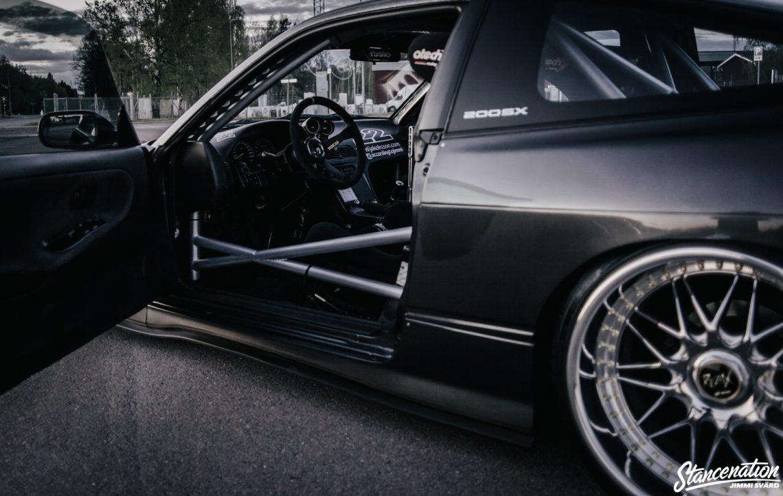 Jimmi's Clean Nissan 200SX-54