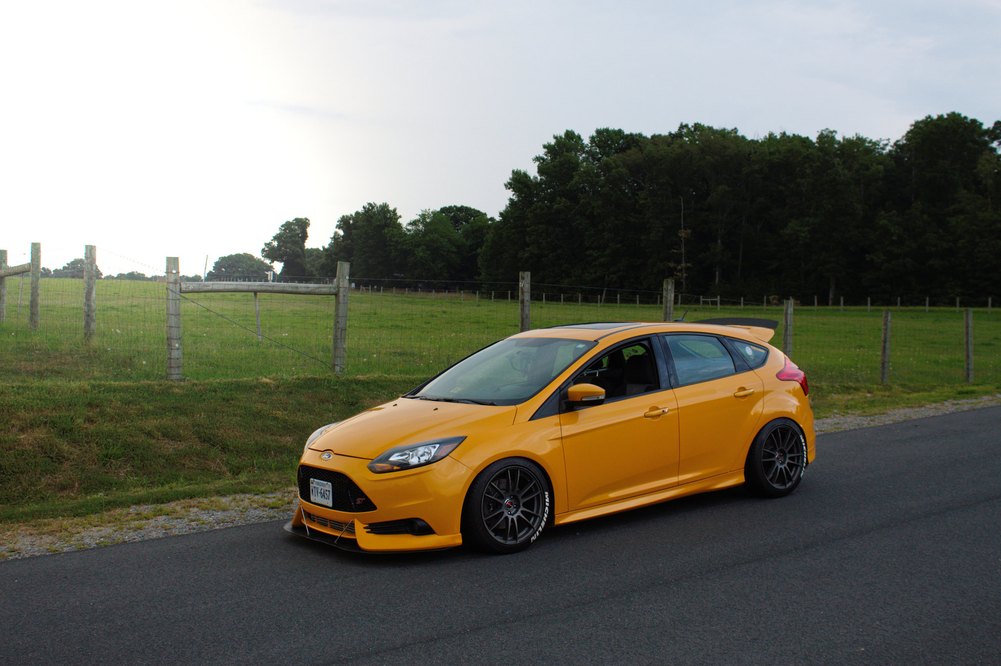 Clean Ford Focus ST.. | StanceNation™ // Form > Function
