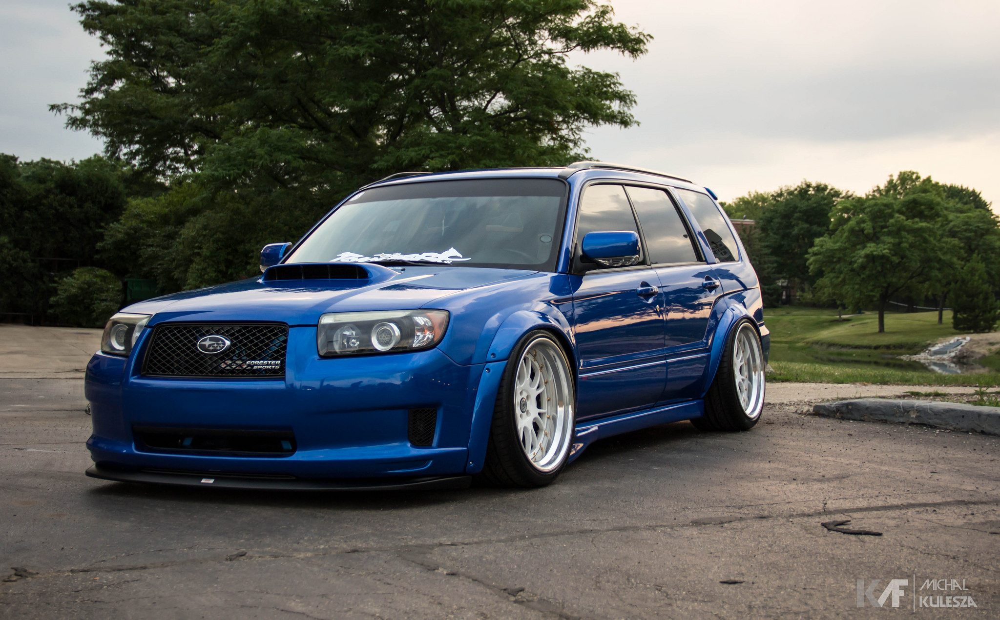 2017 Sti Lowered >> How cool is this Forester? | StanceNation™ // Form > Function