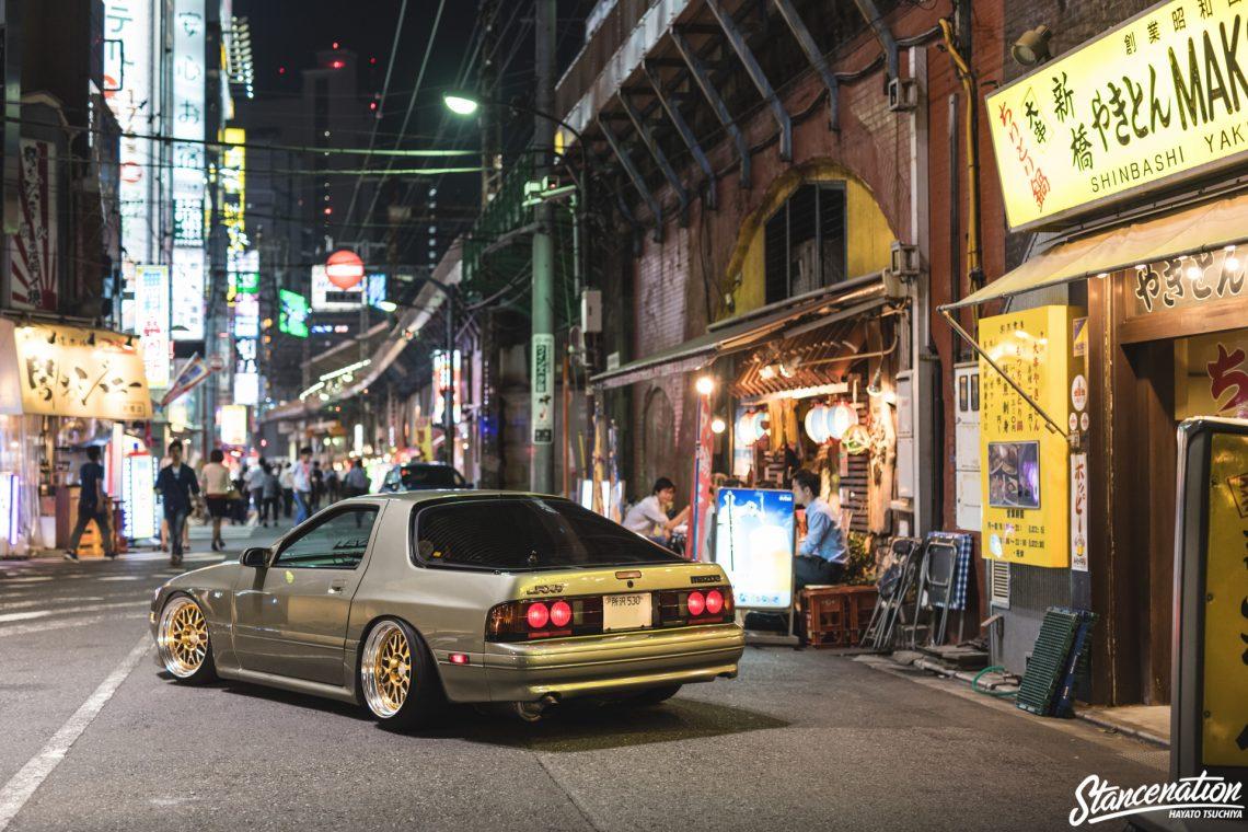 Mazda RX7 FC Tokyo-1
