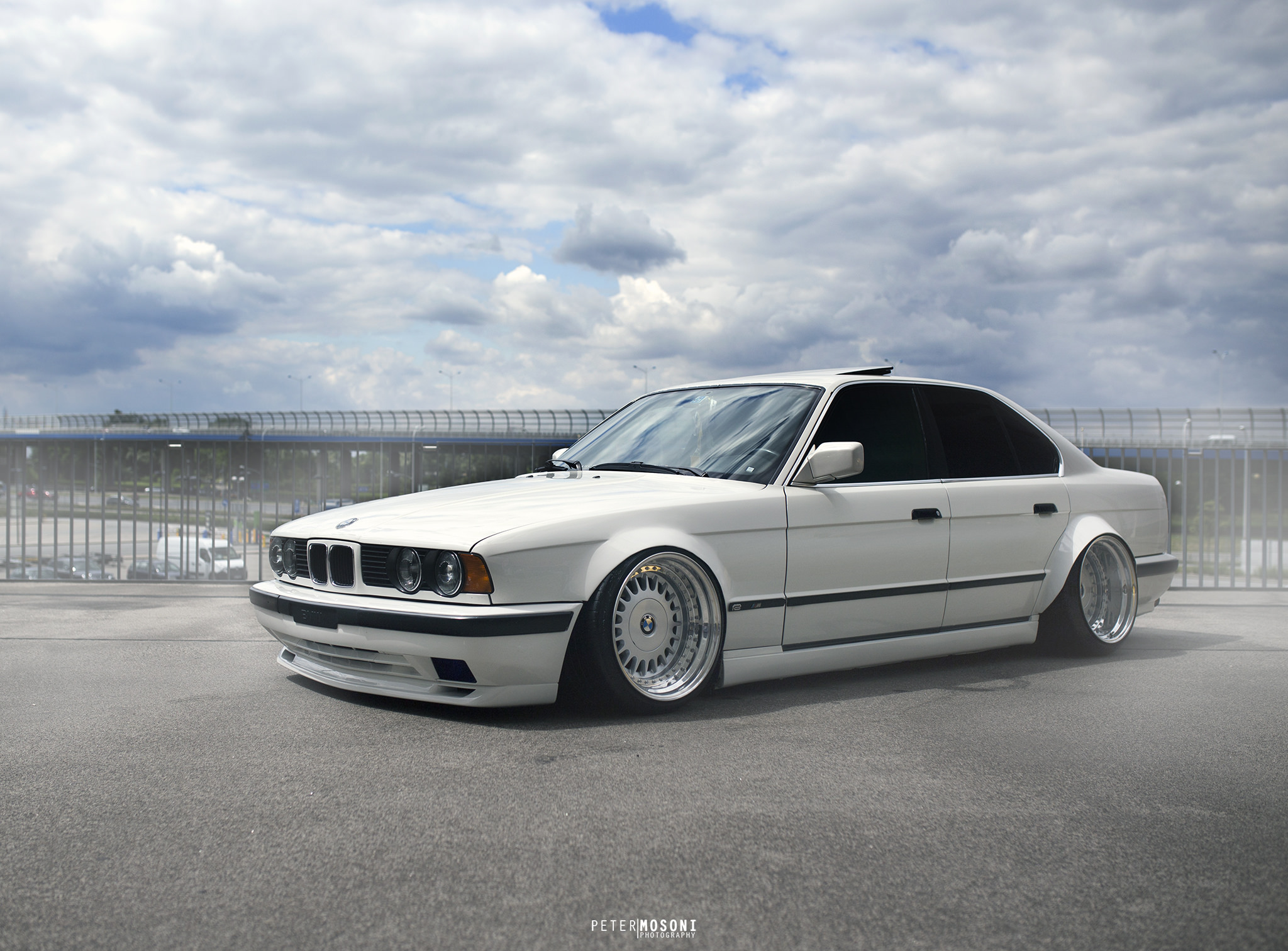 Car Garage For Sale >> Super Aggressive BMW E34.. | StanceNation™ // Form > Function