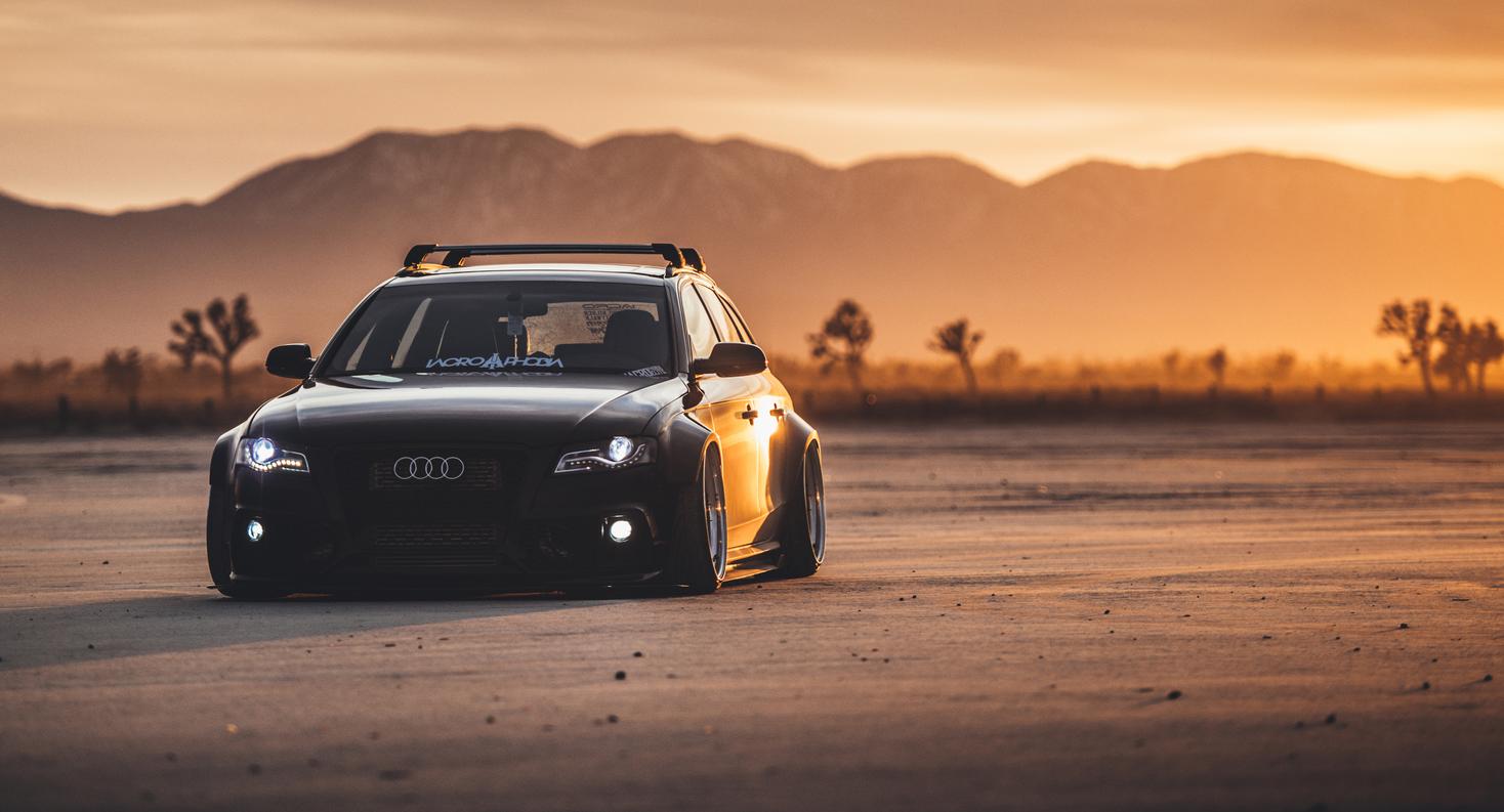 Rilbertywalk Audi A4 B8 Avant By Carshadow Film Stancenation