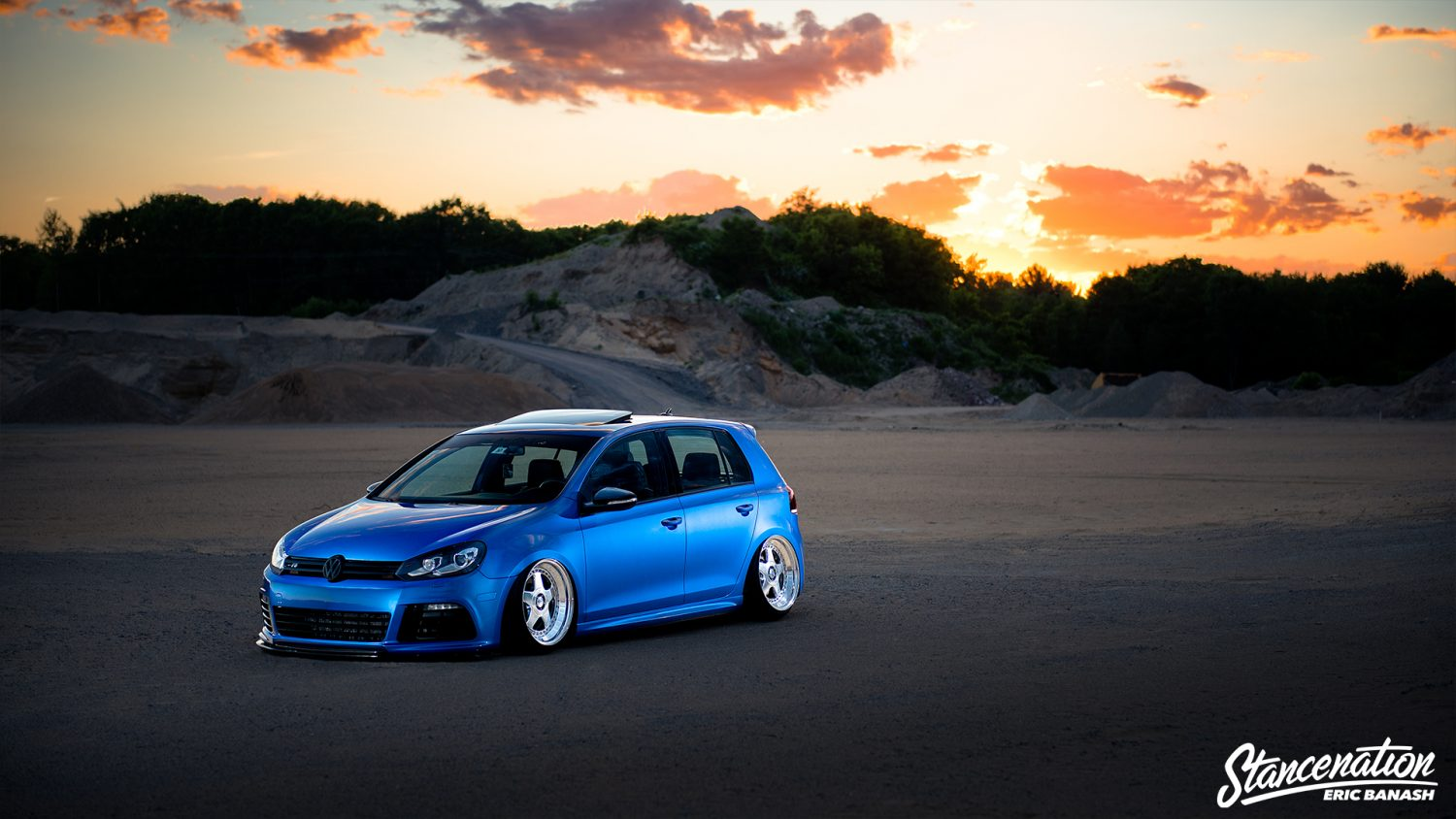 Less is More // Brian Jensen's Fitted MK6 R. | StanceNation™ // Form > Function