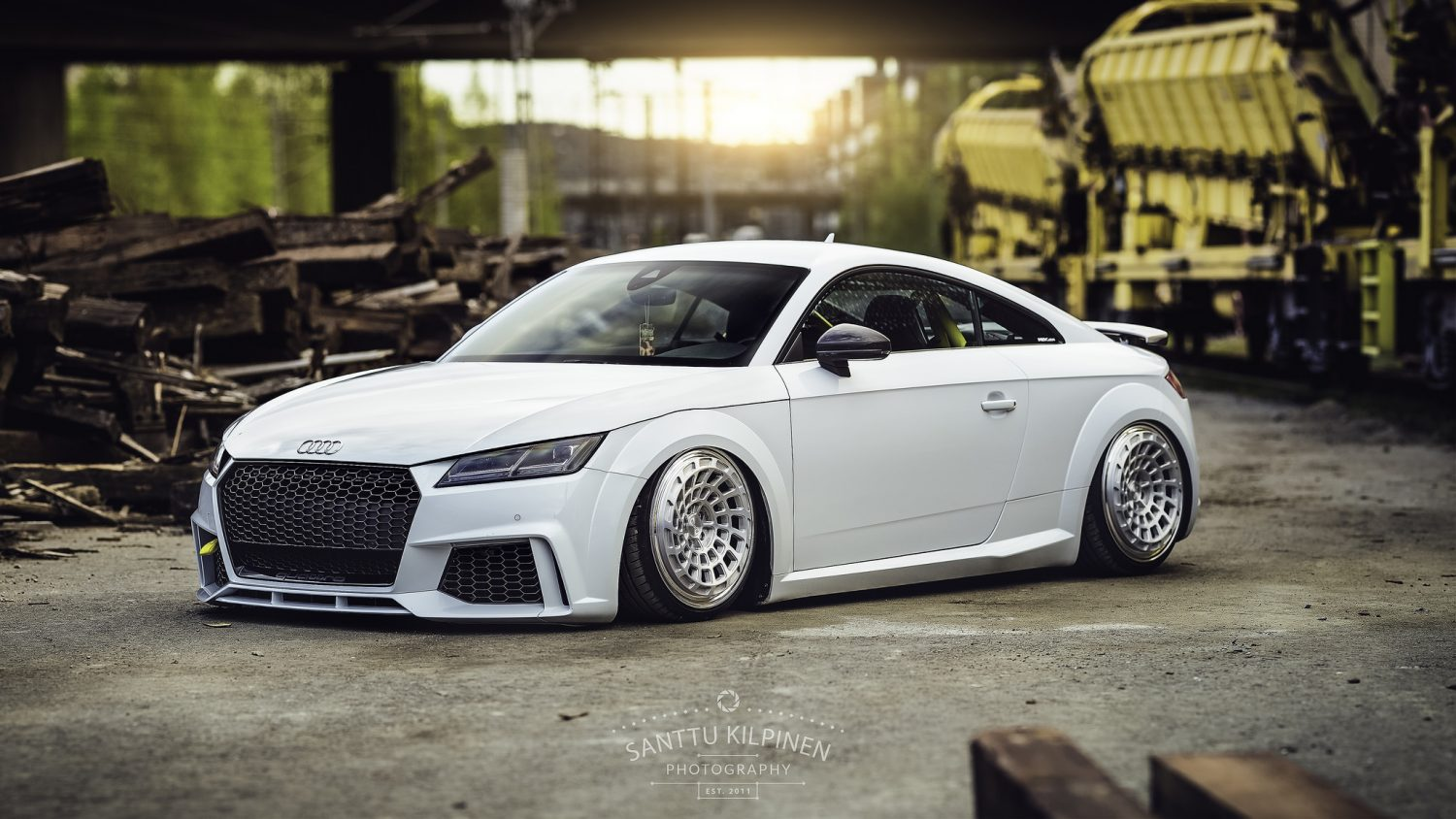 Audi Tt Stancenation Form Gt Function