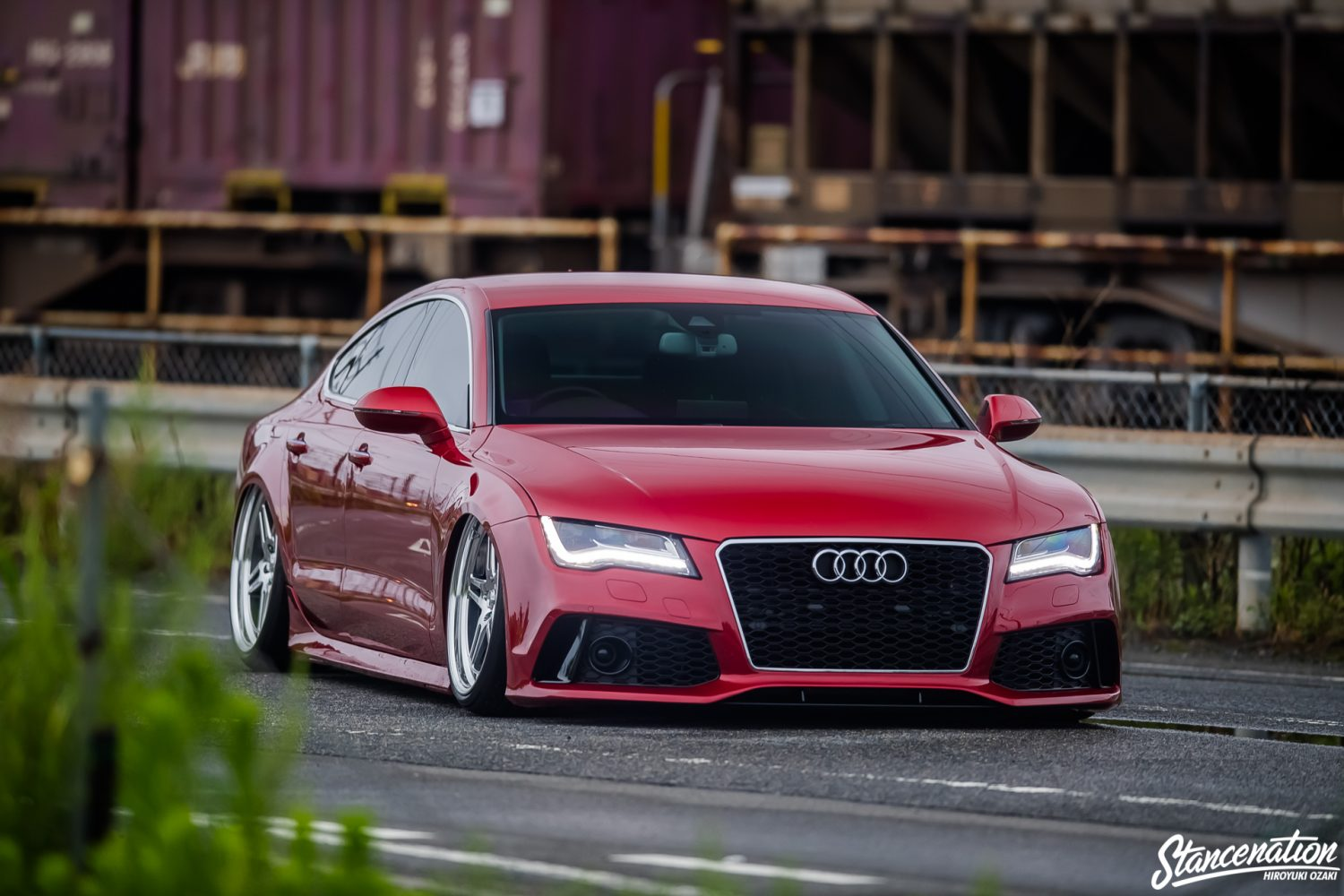 Audi | StanceNation™ // Form > Function