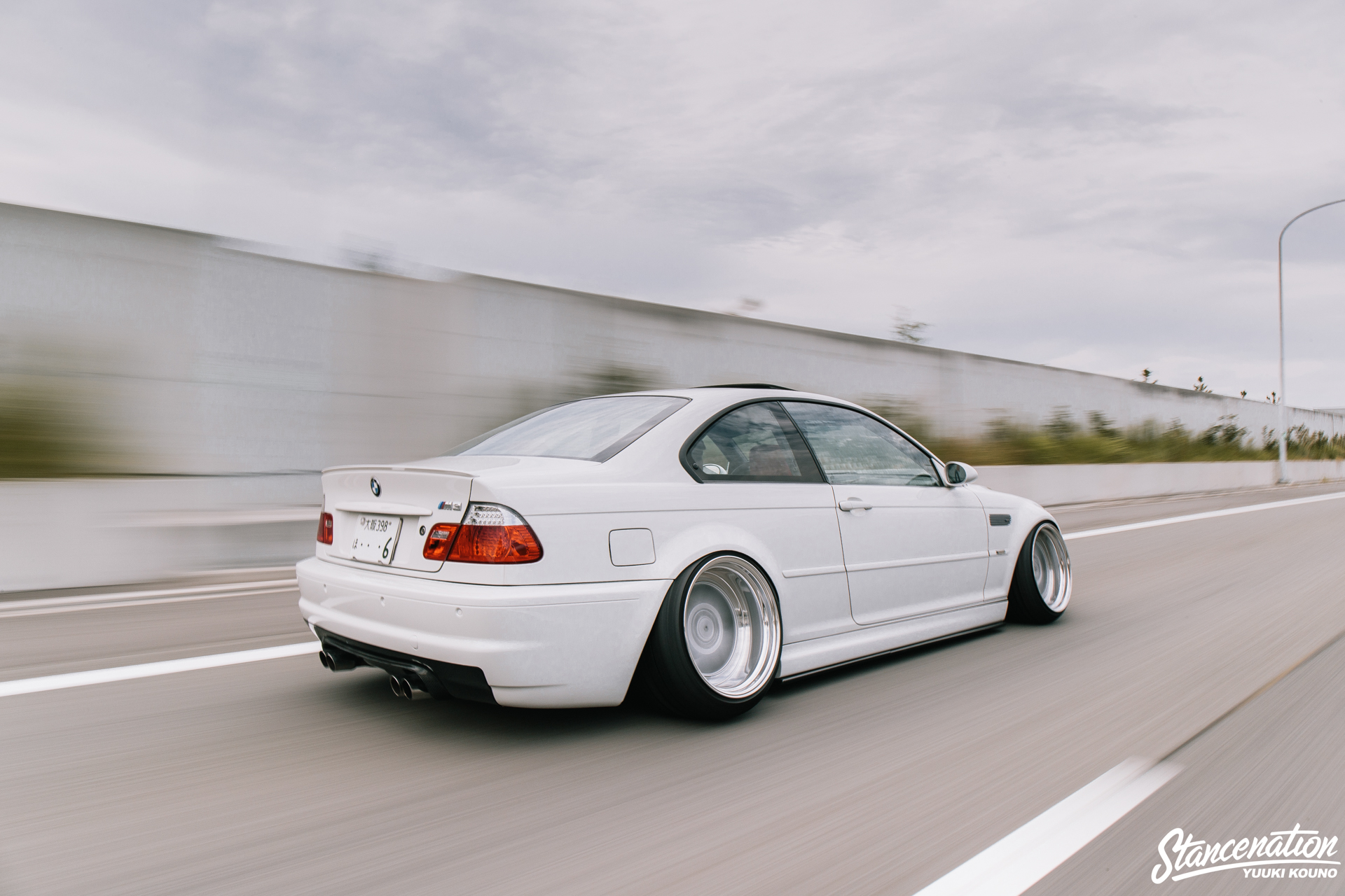 Spotlight // Yoshihiro Sakurai's BMW M3.   StanceNation ...