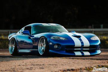 Inspired // Jon Sibal's Dodge Challenger  | StanceNation