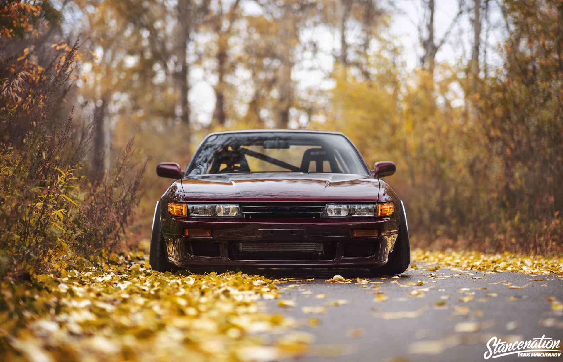 Rotary Powered // Artem Valitov's Nissan Silvia S13